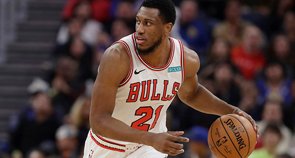 Zach LaVine Says Thad Young Is 'MVP Of The Team' - RealGM.com