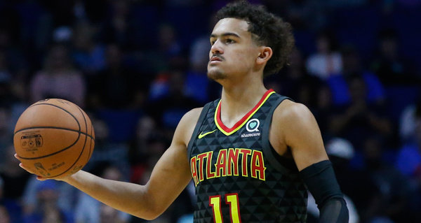 Trae Young Says He Will Be a Better Player Than Luka Doncic